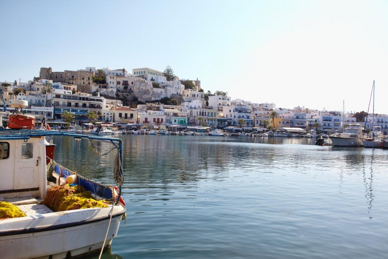 Pay a 'virtual visit' to Naxos!