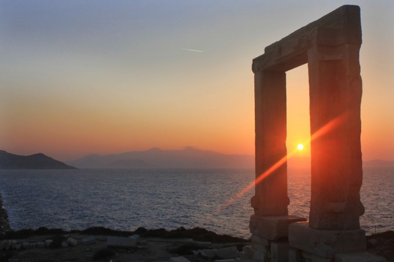 Naxos Among World's First Green Holiday Destinations Top 100