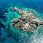 Naxos aerial