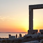 Apollo Temple, Naxos, Greece
