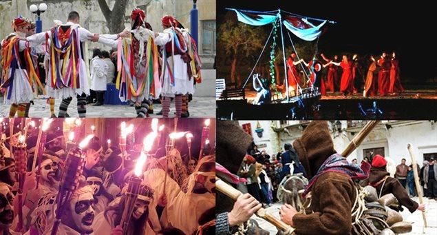 A Dionysian Carnival on Naxos – Event Program