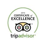 Kedros Villas Trip Advisor Certificate of Excellence 2016