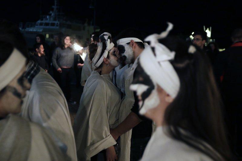 Lampadifories Naxos