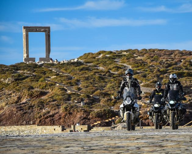 naxos adventure rally