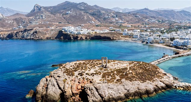 Naxos and the Small Cyclades: Five Islands. One Destination.