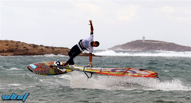 Naxos Hosts Finals of Greek Freestyle Windsurf Tour 2015 and Naxian Freestyle Contest v.2