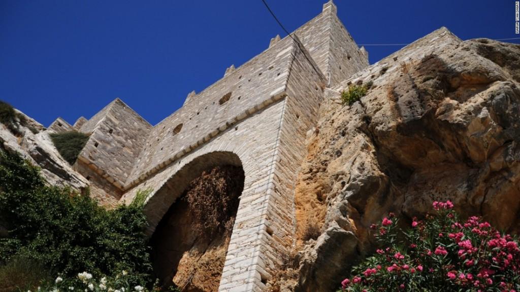 Naxos Zevgolis Tower Apiranthos