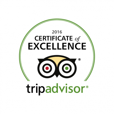 Kedros Villas wins Trip Advisor Certificate of Excellence 2016