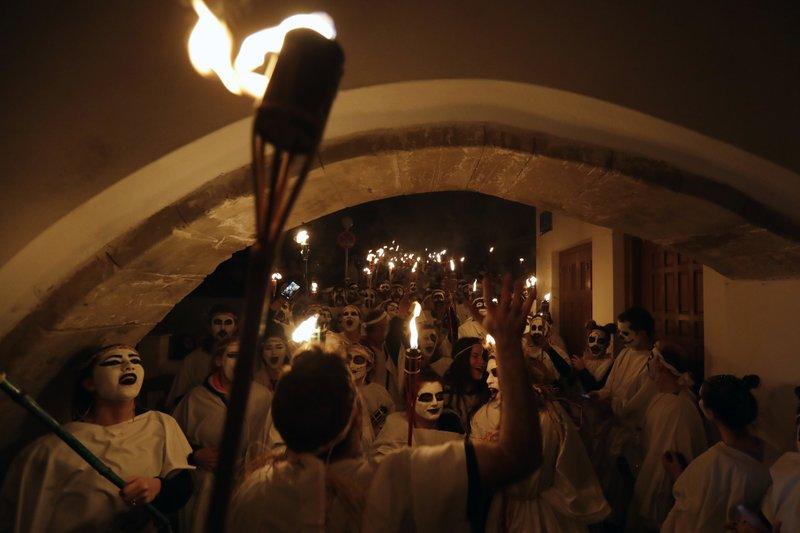 Lampadifories Naxos 2017