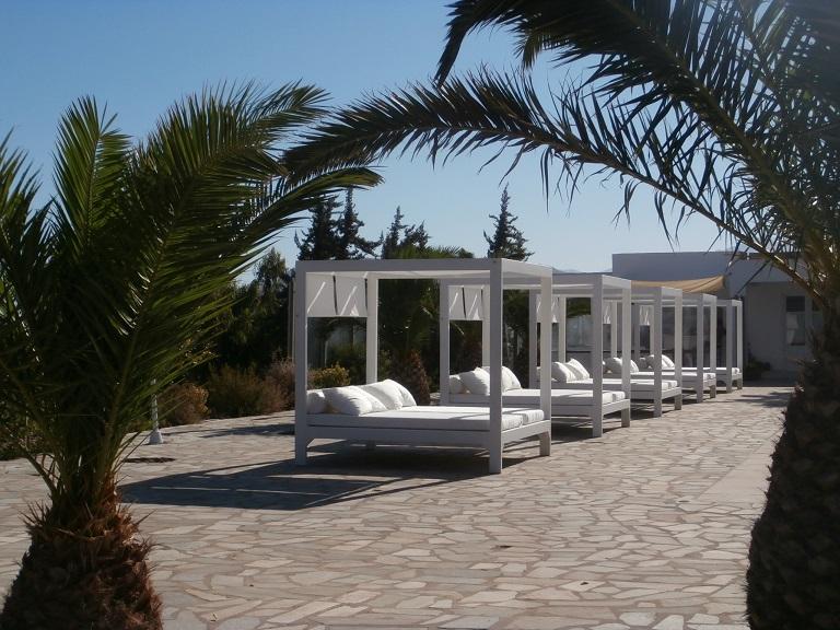 Kedros Villas swimming pool