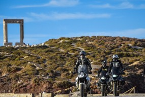 Naxos Adventure Rally – 28th April to 1st May 2017