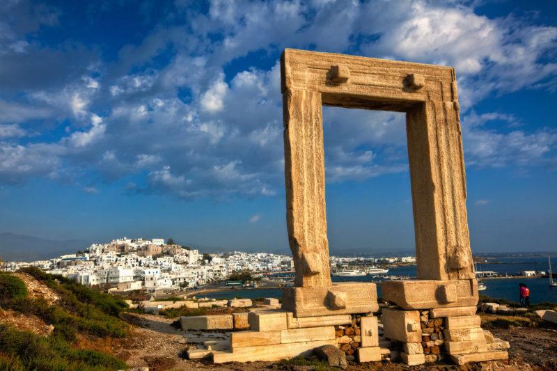 Temple of Apollo, Naxos