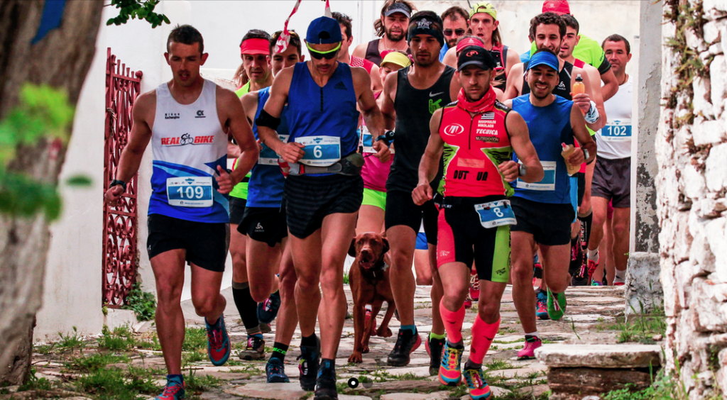 Naxos Trail Race 2018