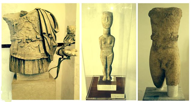 A Morning at the Archaeological Museum