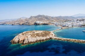 Naxos: Lush Greek island delivers the good life