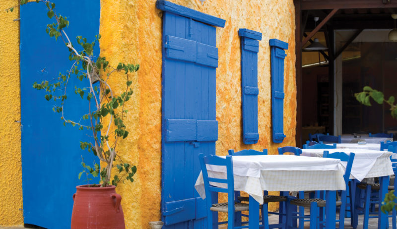 Taverna Naxos
