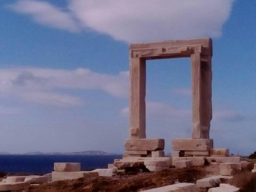 Temple of Apollo – Portara (=big gate), ΝΑΟΣ ΤΟΥ ΑΠΟΛΛΩΝΑ – ΠΟΡΤΑΡΑ