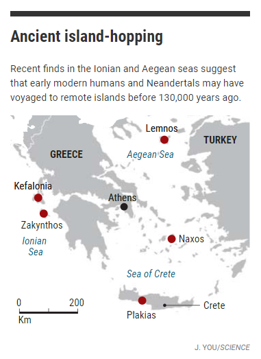 Neandertals Greece